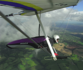 Hang Glider (Courtesy Bill Bell)