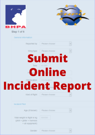 Submit an incident report